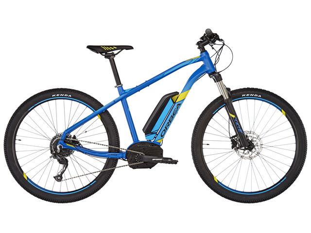 "ORBEA Keram 15 27,5"" Electric Blue-Fluor Yellow"